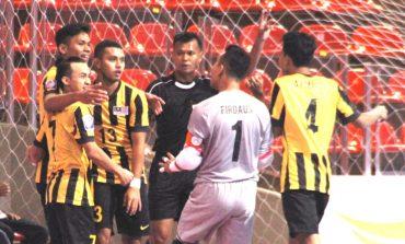 AFF FUTSAL: Malaysia score crucial win