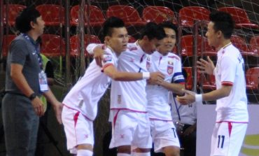 AFF FUTSAL: Myanmar beat Indonesia for first time
