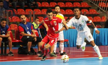AFF FUTSAL: Myanmar make final
