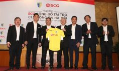 SCG sponsor Hanoi FC for two years