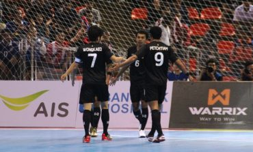 AFF FUTSAL: Myanmar avoid powerhouse Thailand in semis