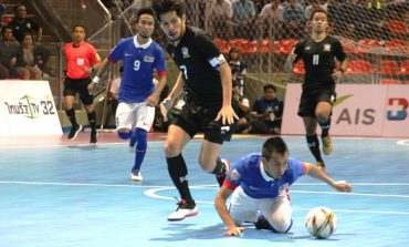 AFF FUTSAL: Thais tame Malaysia to make final