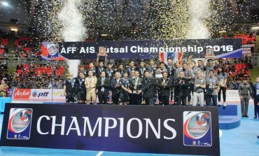 AFF FUTSAL: Marvellous 12th for Thais