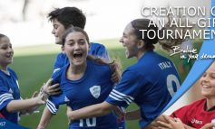 U12 girls follow dreams thanks to Danone Nations Cup