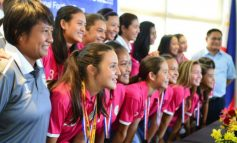 Tryouts for Philippines Women's U15