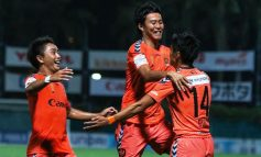 Third straight win for champs Albirex