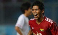 Ko Ko back in Myanmar squad