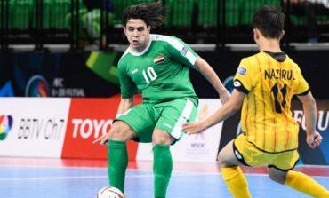 Hard lessons for Brunei Futsal
