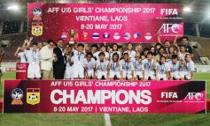 GIRLS' U15: Slick Thailand win inaugural crown