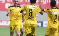 Tampines triumph in five-goal thriller
