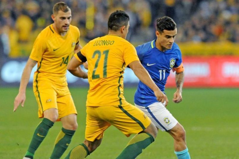 Australia to play Colombia in World Cup preparatio…