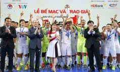 Thai Son Nam win Vietnam Futsal crown
