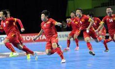 Vietnam Futsal heads to Bangkok