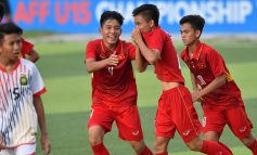 AFF U15: Lucky escape for Vietnam