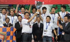 FUTSAL CLUB: Triple crown for Thaiport