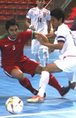 Indonesia Futsal will be in KL2017