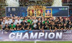 Thais win King's Cup on penalties