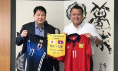 LFF sign MOU with JFA