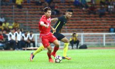 Malaysia U22 beat Myanmar in friendly