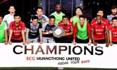 Muangthong too classy for Cambodian All Stars