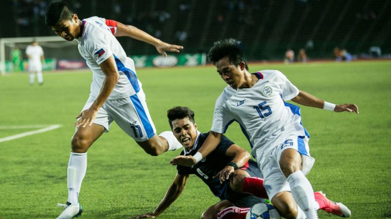 Philippines in Four Nations meet