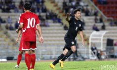 Thailand take on Belarus in King's Cup Final
