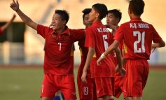 AFF U15: Vietnam take over Group B