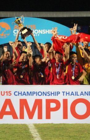 AFF U15: Vietnam win title after shootout