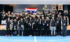 KL2017: Thai women win fourth Futsal crown