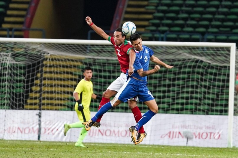 KL2017: Thailand made to sweat by Timor Leste
