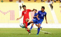 KL2017: Thais too strong for Philippines