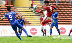 KL2017: Septian goal deny Thais of victory