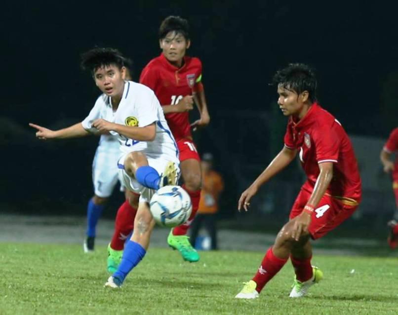KL2017: Myanmar women top table after big win over…