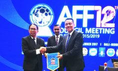 Joko as AFF vice president; Indonesia-Thailand to bid for 2034 World Cup