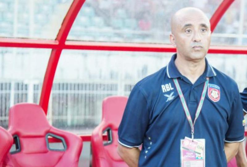 End of the road for Benlarbi