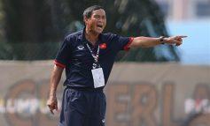Duc Chung as acting Vietnam head coach
