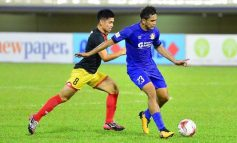 Kogure hat-trick sinks DPMM
