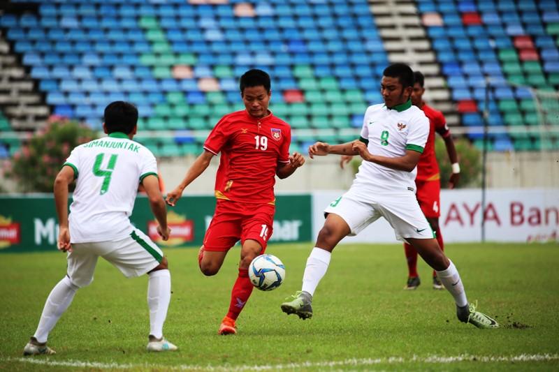 U18: Indonesia thump Myanmar to take third