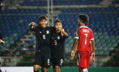 U18: Thailand join Malaysia in semi-finals
