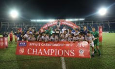 U18: Thais win crown in a three-minute blitz
