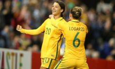 Kerr, Matildas honoured at Women in Sport Awards