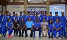 Caligdong, Benitez lead participants of PFF's FIFA Elite Youth Coaching Course