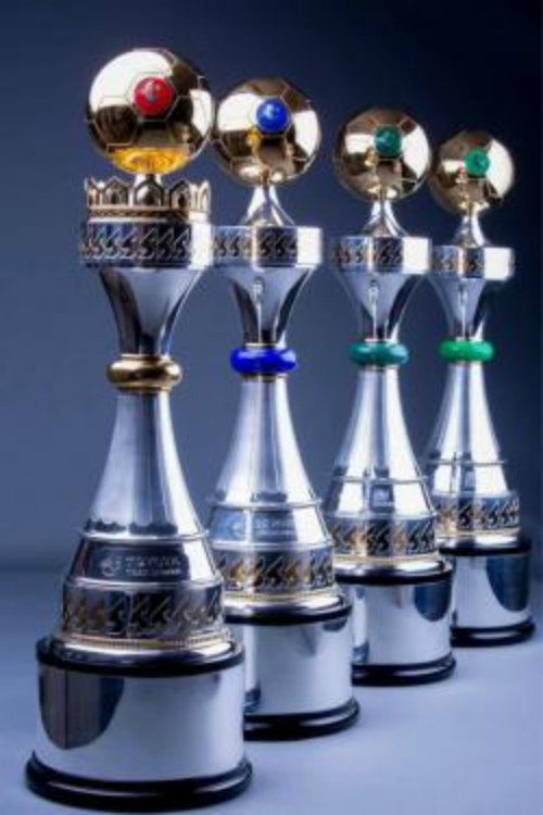 New trophies for Thai champions