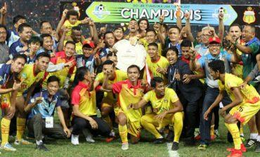 Lucky Bhayangkara win Indonesia's Liga 1