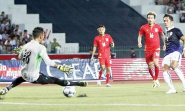 Myanmar win Phnom Penh friendly