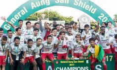 Shan United win General Aung San Shield