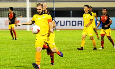 Bridesmaid again for Tampines in S-League