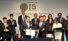 Landmark AFF-EAFF partnership signed in Tokyo