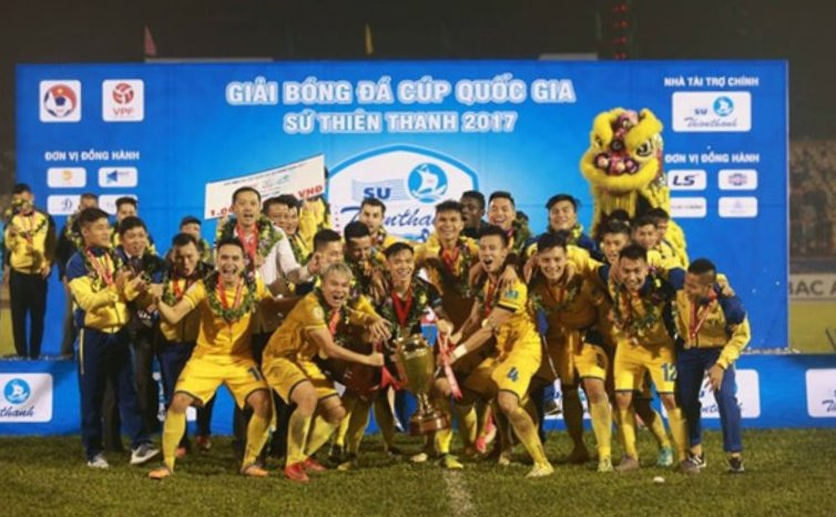 SLNA win third Vietnam National Cup - AFF - The Official ...