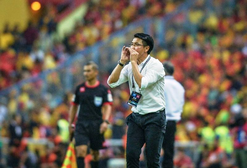 Cheng Hoe is new Malaysian head coach